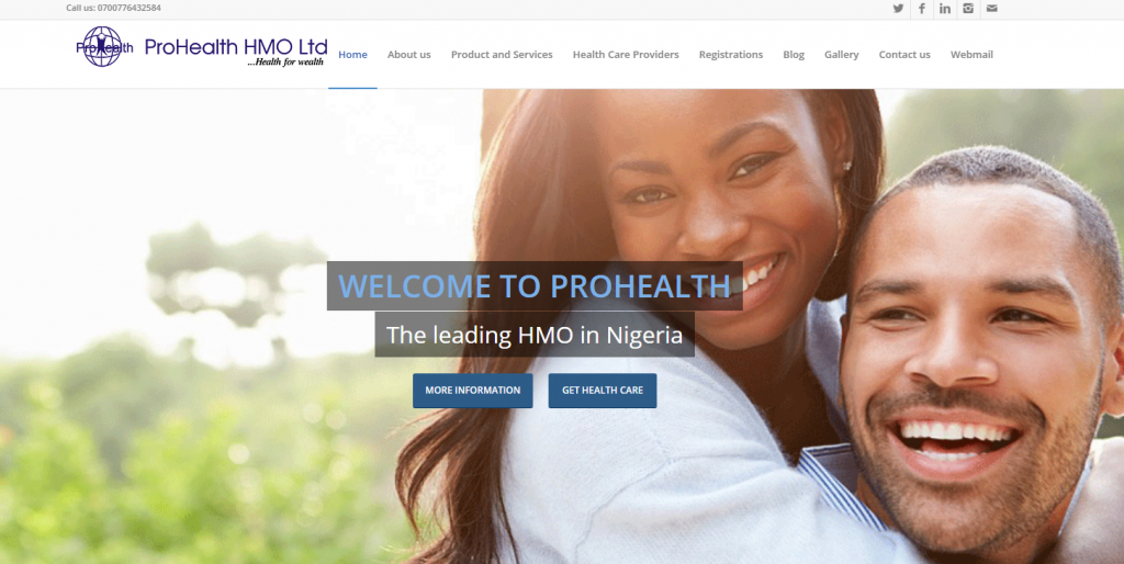 prohealth hmo