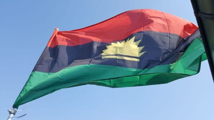 List of Biafra States in Nigeria